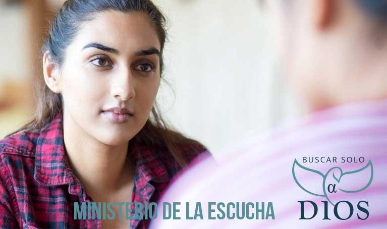 Charlas Abiertas para dar a conocer los objetivos de las Escuelas del Ministerio de la Escucha