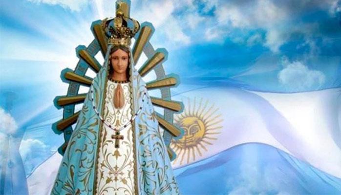 Bajo el lema MADRE ABRÁZANOS. QUEREMOS SEGUIR CAMINANDO, la Fiesta Mariana sigue adelante con MODALIDAD VIRTUAL.